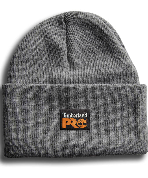 Timberland PRO Acrylic Knit Watch Cap – Light Grey Heather