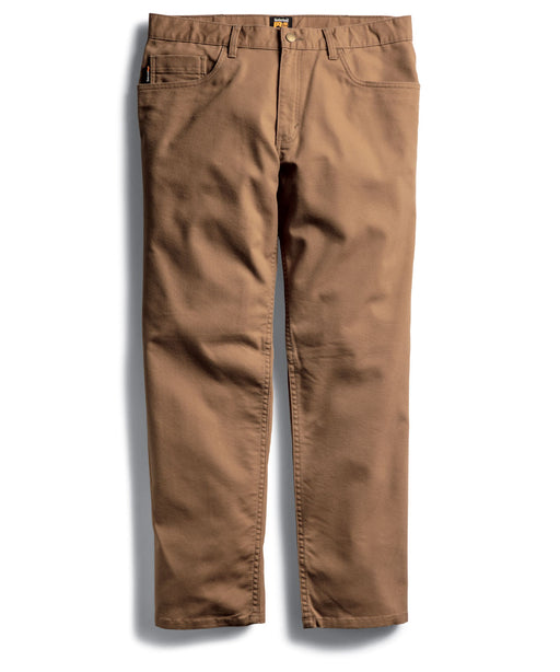 Timberland PRO 8 Series Flex Canvas Work Pants in Dark Wheat at Dave's New York