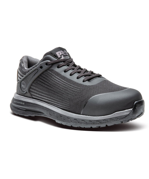 Timberland PRO Men's Drivetrain Composite Toe Sneakers in Black at Dave's New York
