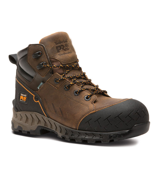 Timberland PRO Work Summit Composite Toe Work Boot - Brown