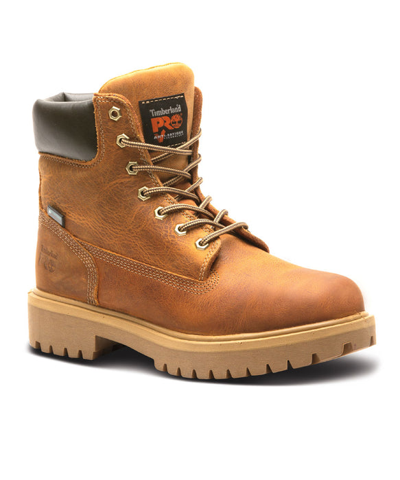 Timberland PRO® Men's Direct Attach Work Boots - Marigold Full Grain Leather at Dave's New York