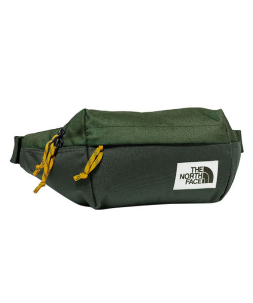 The North Face Lumbar Pack - Burnt Olive/New Taupe Green