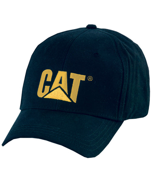 Caterpillar Trademark Cap - Navy at Dave's New York