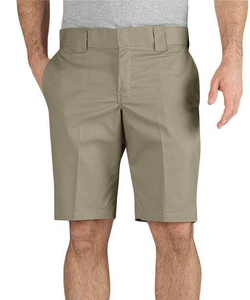Dickies 11-inch Slim Fit Shorts - WR849 - Desert Sand