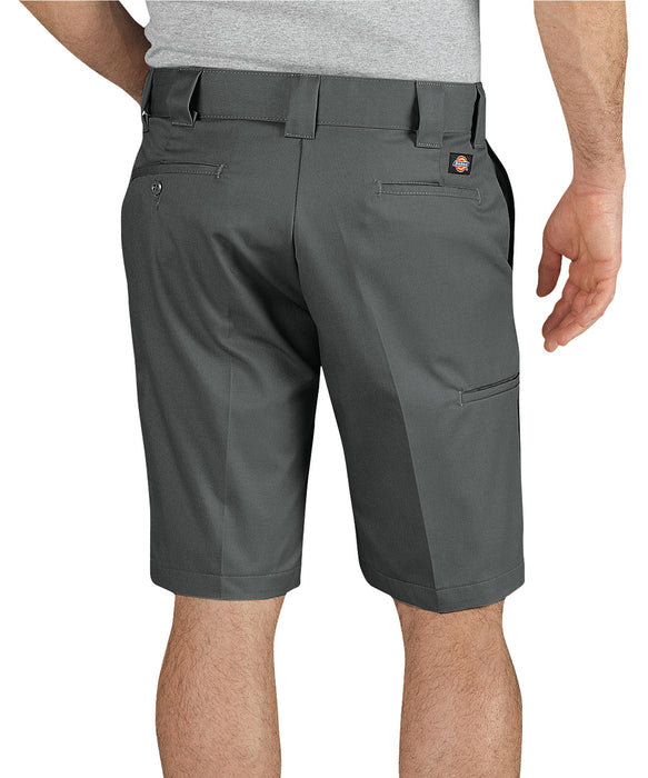 Dickies WR849 Slim Fit 11-inch Work Short - Gravel