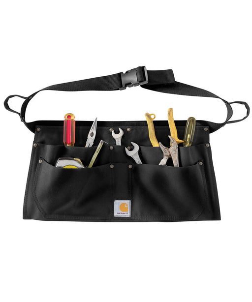 Carhartt Duck Nail Apron in Black at Dave's New York