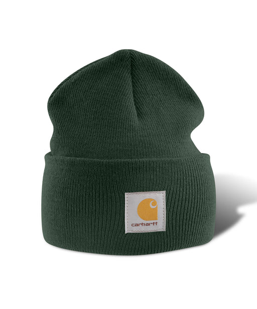 Carhartt A18 Watch Hat (Beanie) - Dark Green
