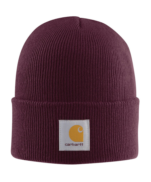Carhartt A18 Acrylic Knit Watch Hat - Port