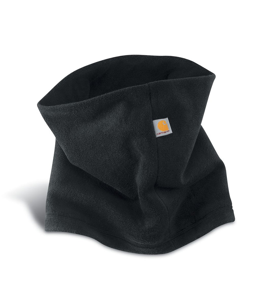 Carhartt Fleece Neck Gaiter in Black at Dave's New York
