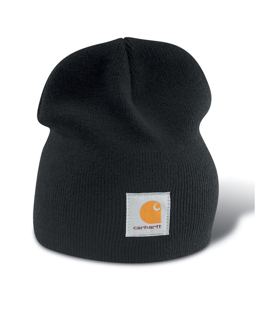 Carhartt A205 Acrylic Knit Hat - Black