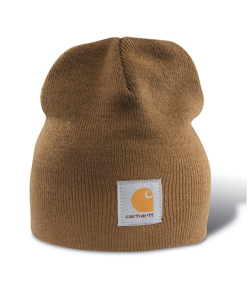 Carhartt A205 Acrylic Knit Hat - Carhartt Brown