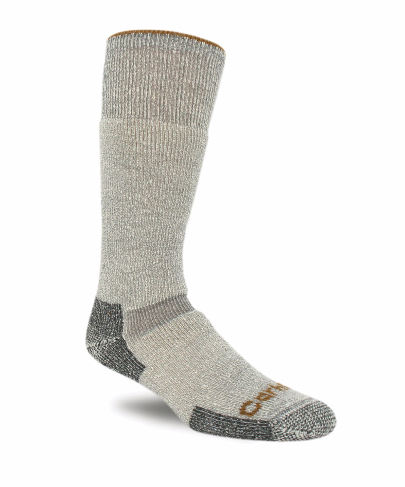 Carhartt Artic Wool Heavyweight Boot Sock in Heather Gray at Dave's New York