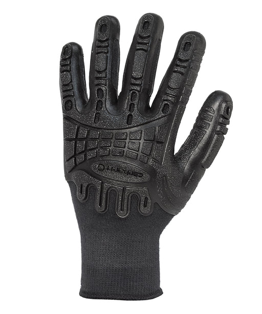 Carhartt C-Grip Impact Glove in Black at Dave's New York