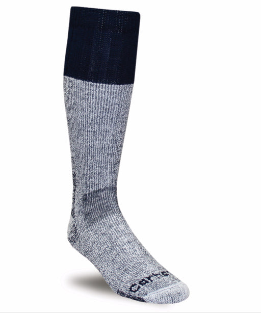 Carhartt A66 Cold Weather Boot Sock in Navy at Dave's New York
