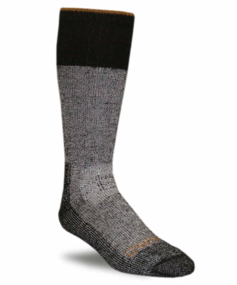 Carhartt A66 Cold Weather Boot Sock – Heather Black