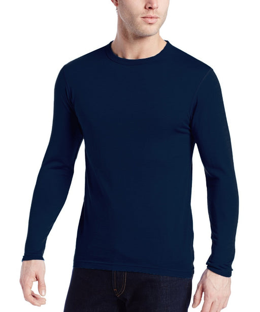 Minus33 Chocorua Men's Midweight Crew (model 705) – Navy