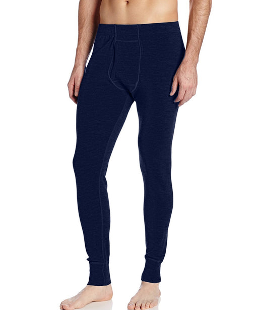 Minus33 Men's Kancamagus Midweight Thermal Bottom - Navy