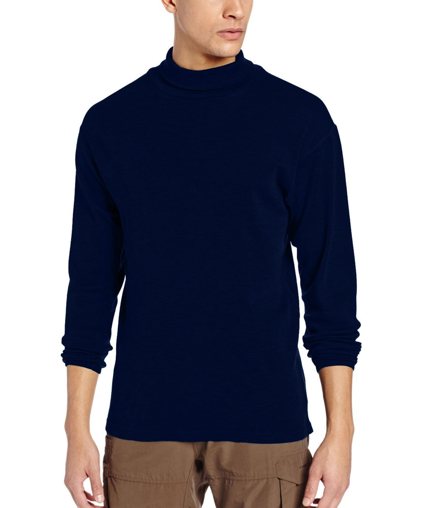 Minus33 Kinsman Men's Midweight Turtleneck Shirt (model 712) - Navy