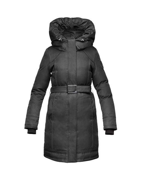 Nobis Women's Astrid Down Parka in Black at Dave's New York