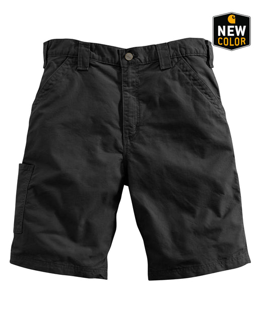 Carhartt B147 Lightweight Canvas Work Short - Black