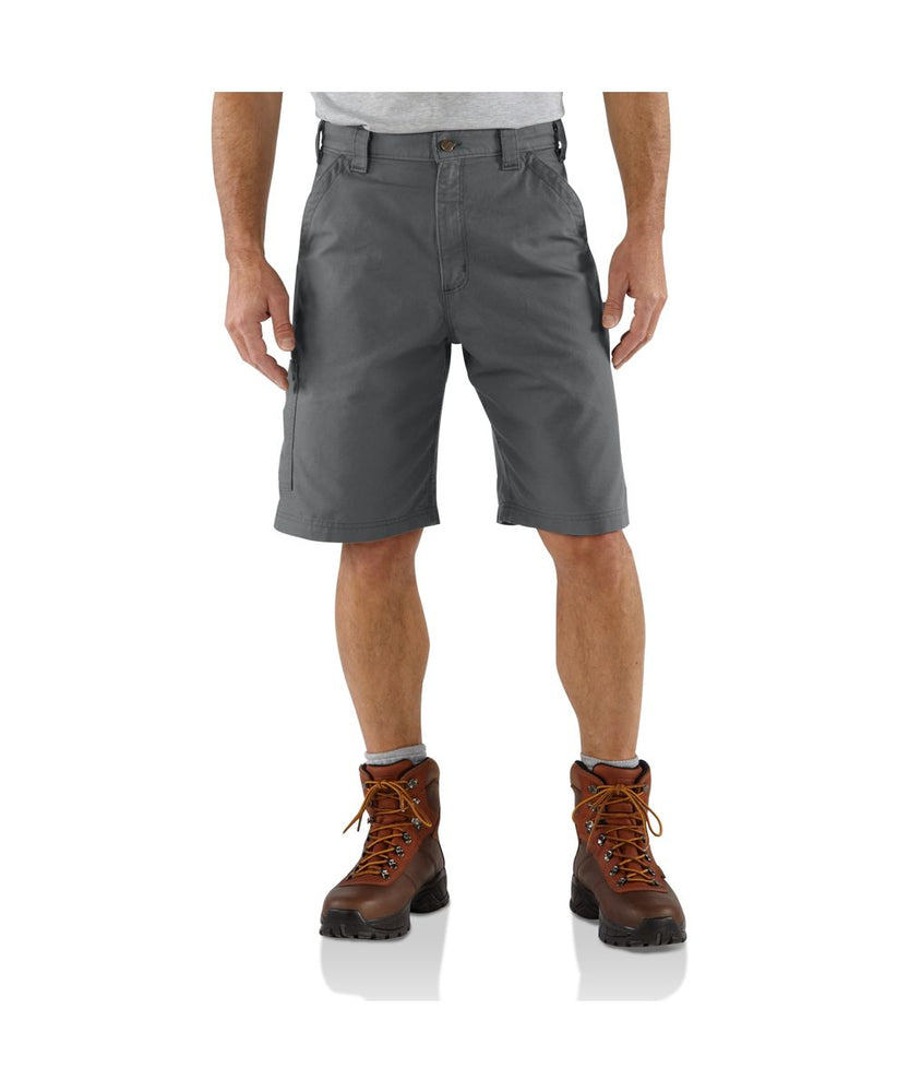 Carhartt B147 Lightweight Canvas Work Short - Fatigue