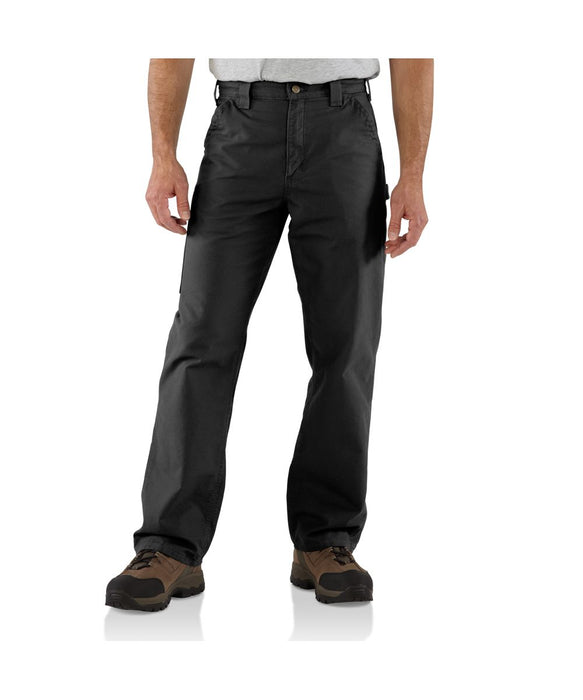 Carhartt B151 Liteweight Canvas Work Dungaree in Black at Dave's New York