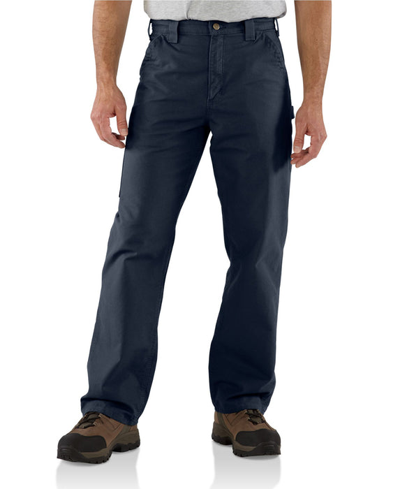 Carhartt B151 Liteweight Canvas Work Dungaree - Navy