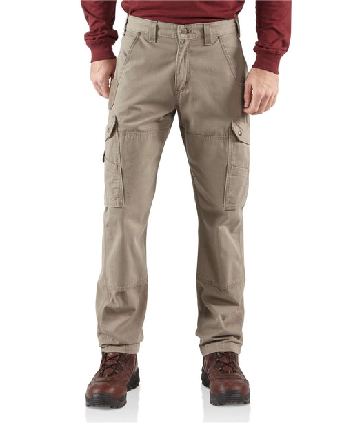 Carhartt Ripstop Cargo Work Pants in Desert at Dave's New York