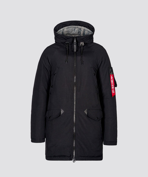 Alpha Industries Men's N-3B Down Parka - Black