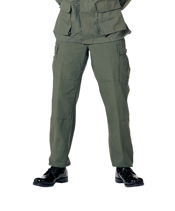 Rothco Army Style BDU Cargo Pants – Olive Drab — Dave s New York 7211b37224e