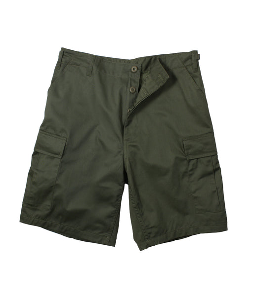 Rothco Army Style BDU Cargo Shorts – Olive Drab