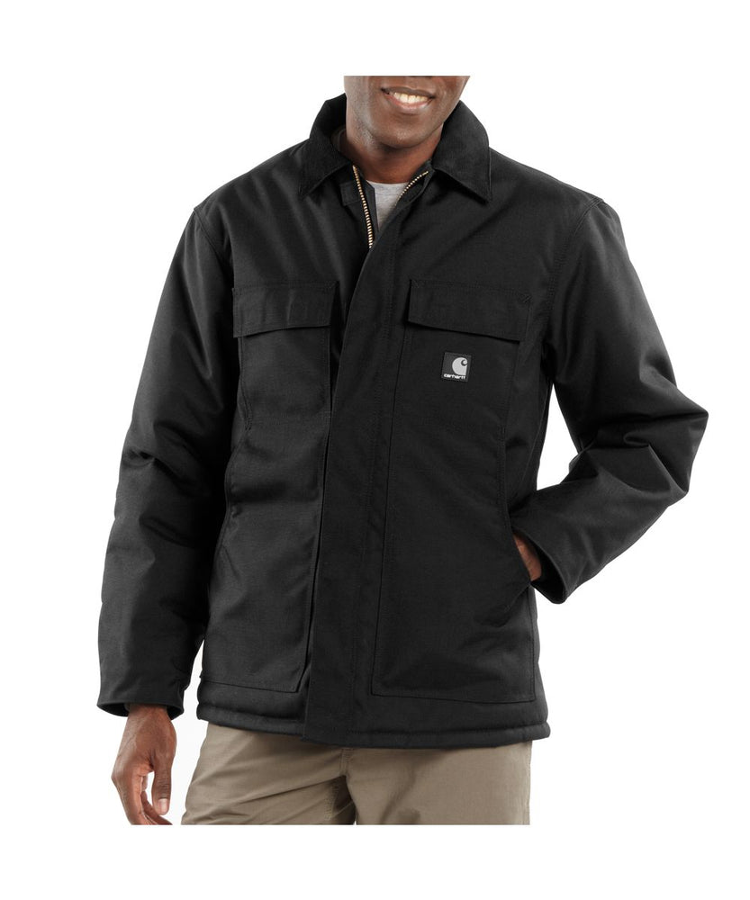 Carhartt Men's Extremes Yukon Arctic Coat in Black at Dave's New York