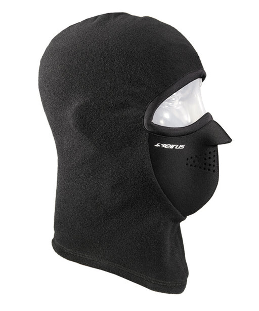 Seirus Combo Clava® Winter Face Mask 8039 - Black