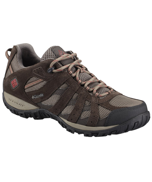 Columbia Men's Redmond Waterproof Sneakers – Mud Brown