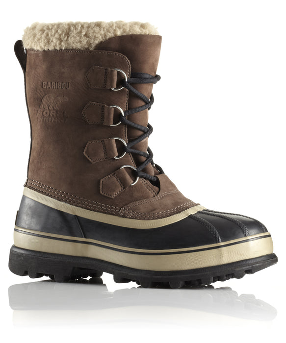 Sorel Men's Caribou Winter Boots in Bruno at Dave's New York