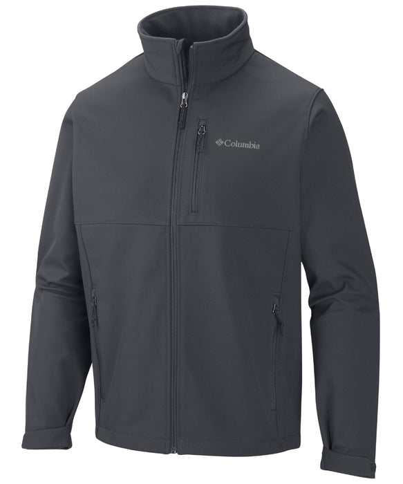 Columbia Men's Ascender™ Softshell Jacket – Graphite