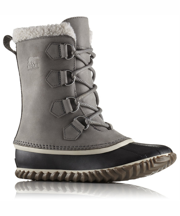 Sorel Women's Caribou Slim Winter Boots in Quarry at Dave's New York