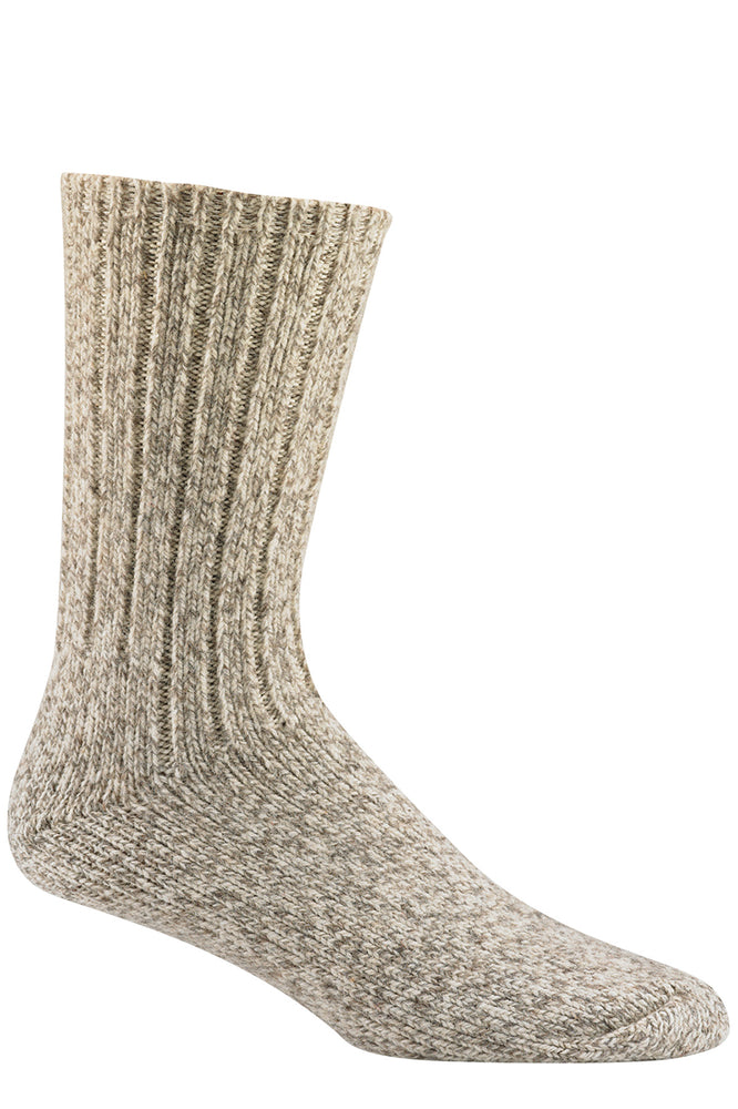 Wigwam El-Pine Heavyweight Wool Socks – F2044 in Grey Twist at Dave's New York