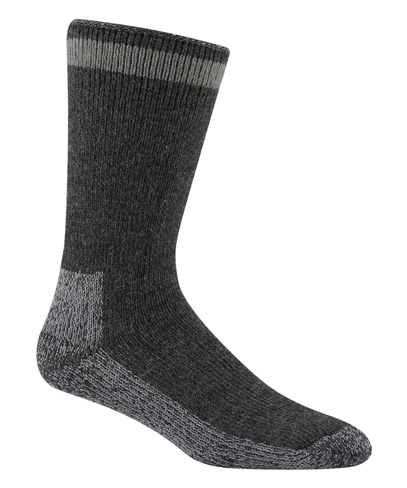 Wigwam Canada Heavyweight Boot Socks (F2064) – Grey/Black