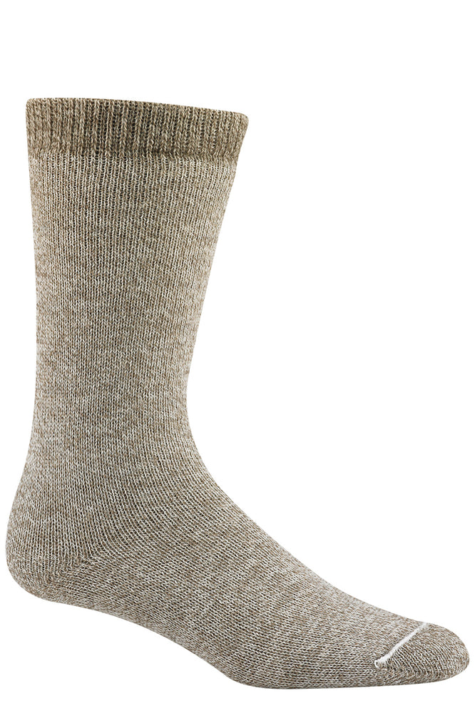 Wigwam 40 Below™ Heavyweight Wool Socks in Grey Twist at Dave's New York