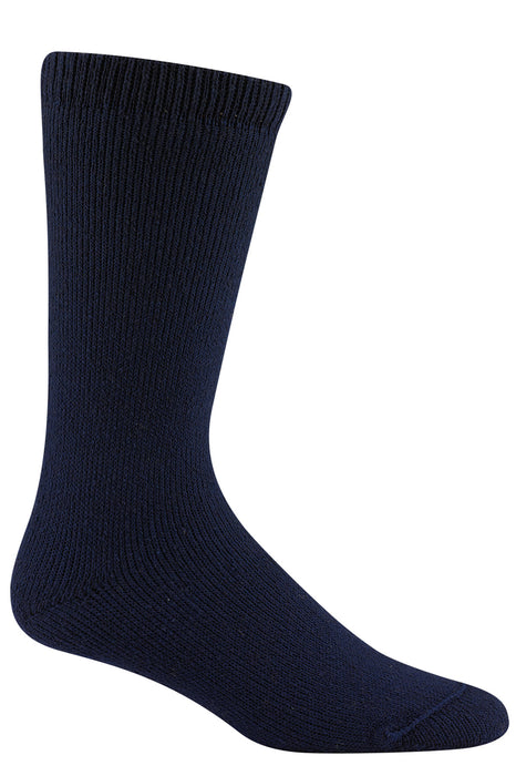 Wigwam 40 Below™ Heavyweight Wool Socks in Navy at Dave's New York