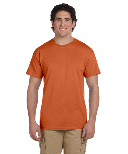 Gildan G200 Short Sleeve Ultra Cotton T-Shirt in Texas Orange at Dave's New York