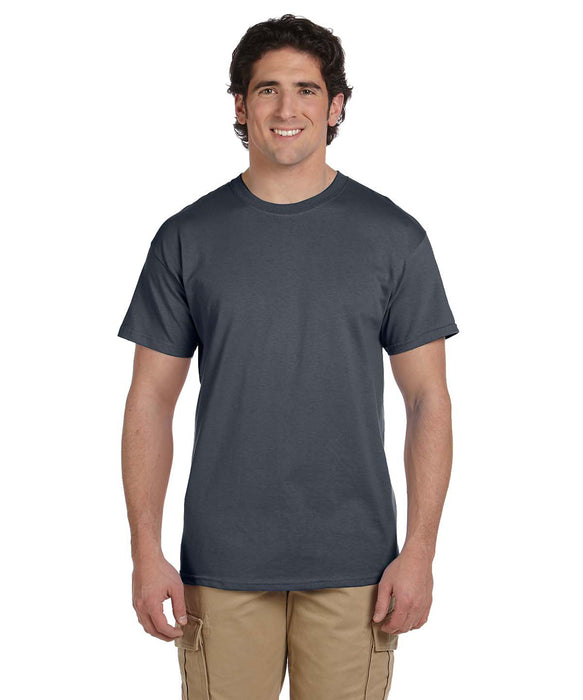 Gildan Short Sleeve Ultra Cotton T-Shirt - Charcoal