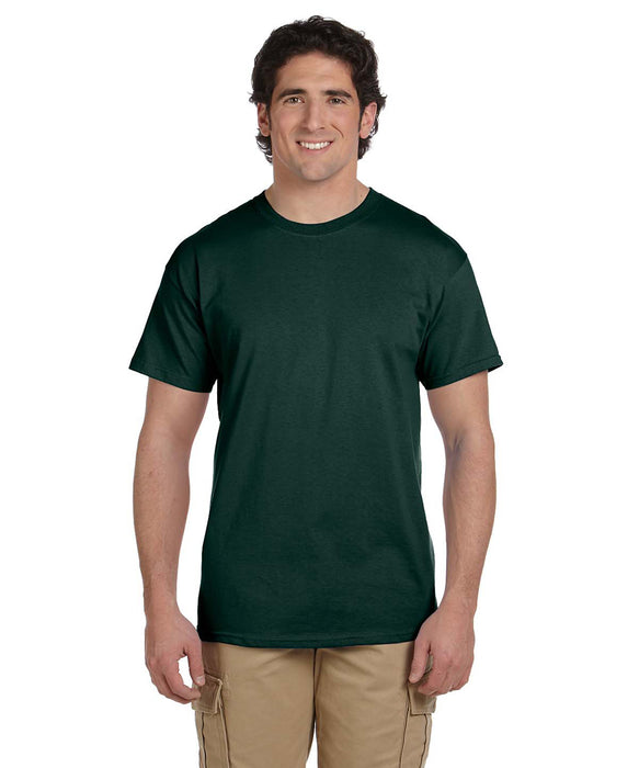 Gildan Short Sleeve Ultra Cotton T-Shirt - Forest Green