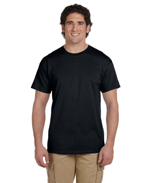 Gildan Short Sleeve Ultra Cotton T-Shirt - Black
