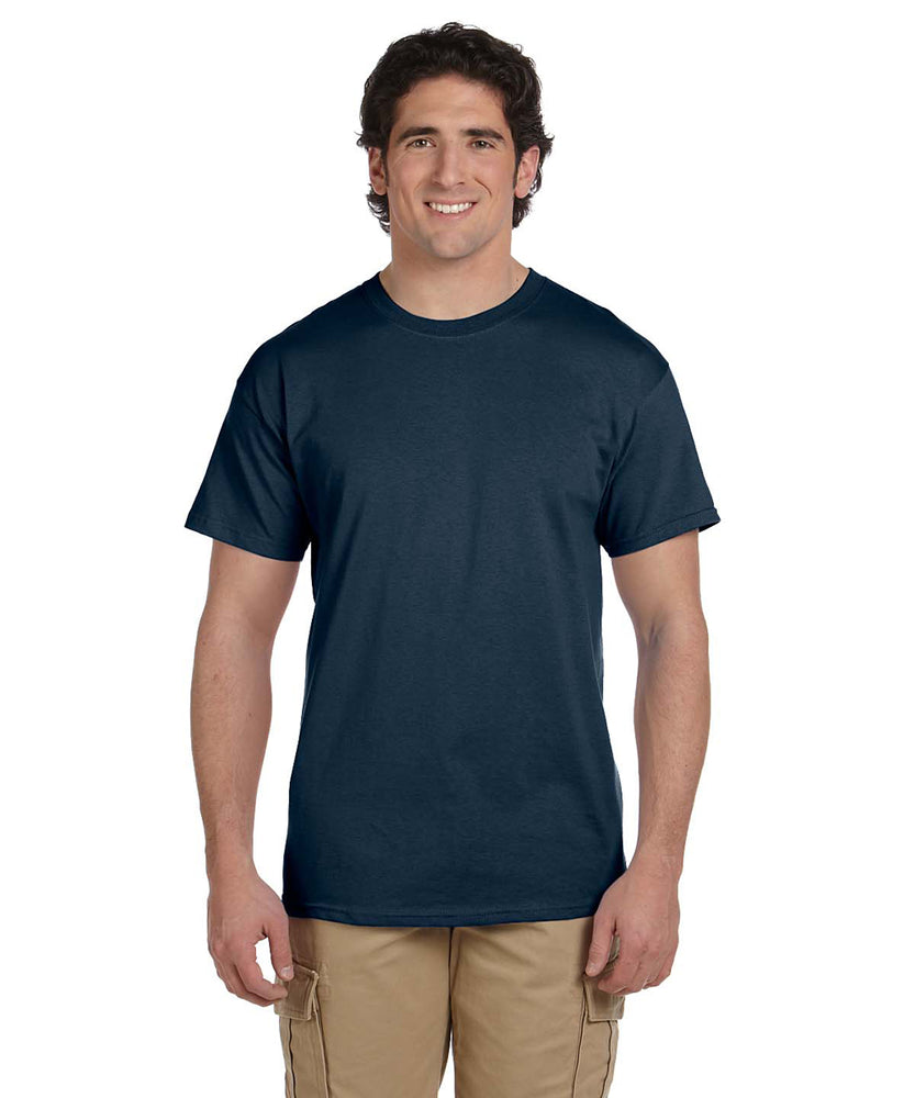 Gildan G200 Short Sleeve Ultra Cotton T-Shirt in Blue Dusk at Dave's New York