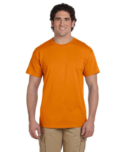 Gildan Short Sleeve Ultra Cotton T-Shirt – Safety Orange