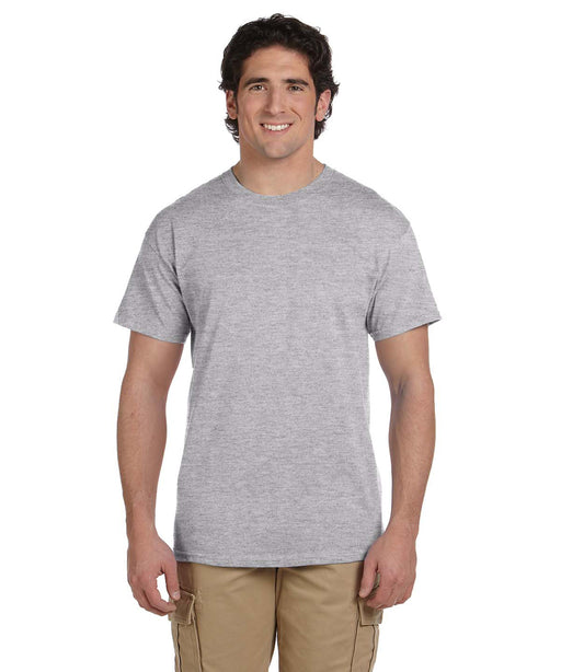 Gildan G200 Short Sleeve Ultra Cotton T-Shirt in Sport Grey at Dave's New York