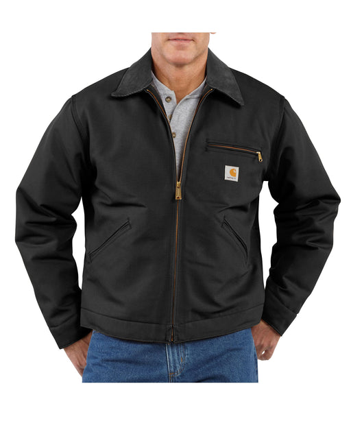 Carhartt Duck Detroit Jacket – J001 – Black