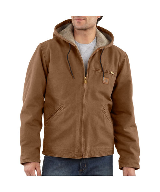 Carhartt Sierra Jacket at Carhartt Brown at Dave's New York